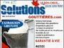 Solutions Gouttières