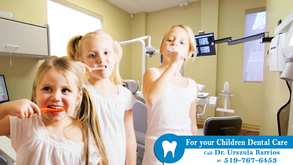 Childrens Dentist Guelph