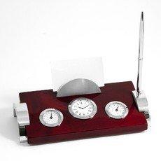 Desk Weather Station & Clock