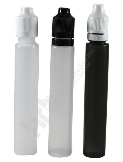 Unicorn bottles/ Pen Style eliquid bottles with CRC T/E cap