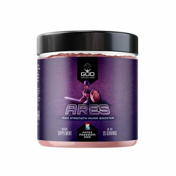 GOD STATUS LABZ - Ares Pump Formula Fates Freedom Pop
