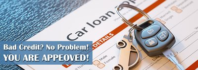 Bad Credit Car Loan / Auto Financing in Toronto, Ontario (GTA)