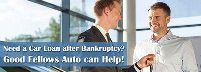Bankruptcy Car Loan in Toronto, Ontario (GTA)