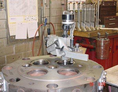 Marine Engine Components