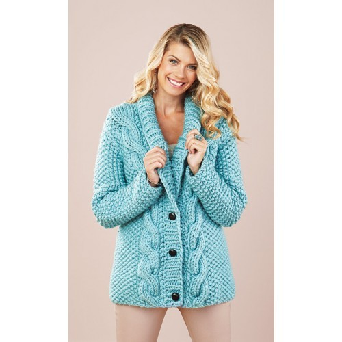 "Bold Cables Coat - Sizes Small, Medium (39, 42"")Options: Bold Cables Coat - Sizes Small, Medium (39,"