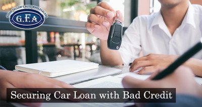 Blog Post: Securing a Car Loan When You Have Bad Credit