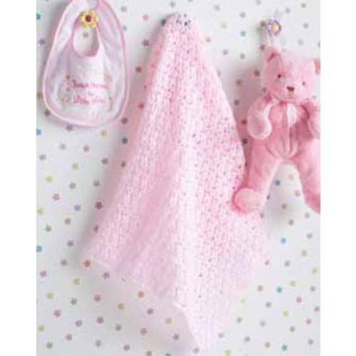 Free Beautiful Baby Blanket Crochet Pattern