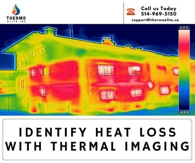 Thermographic Residential & Commercial Heat Loss Inspection