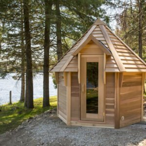 Traditional Outdoor Sauna