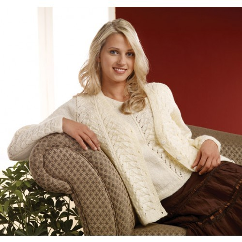 Lace and Garter Sweater Set Size 38-44Options: Lace and Garter Sweater Set Size 38-44