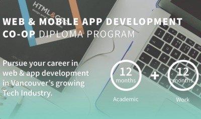 Web and Mobile App Development Diploma Program