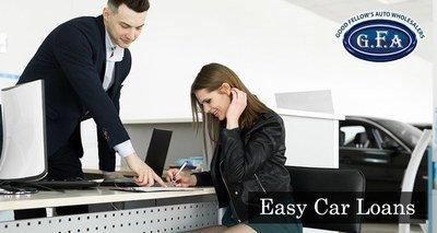 Blog Post: Easy Car Loans That Make Shopping a Breeze