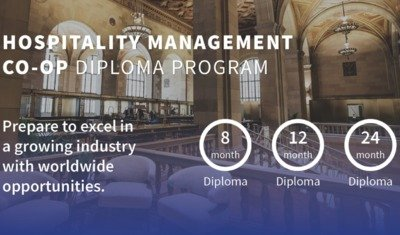 Hospitality Management Diploma Programs