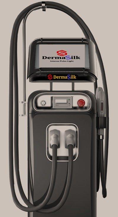 DERMASILK IPL HAIR REMOVAL & SKIN REJUVENATION MACHINE