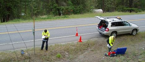 Vehicle  Traffic Data Collection