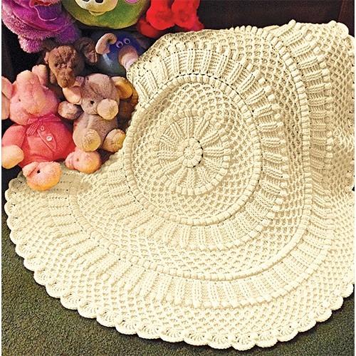 Lille Matelasse Circular BlanketOptions: Lille Matelasse Circular Blanket