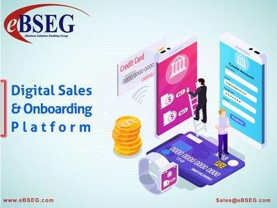 Digital Sales and Onboarding Platform
