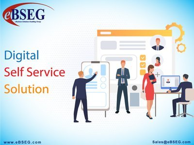Digital Self Service Solution