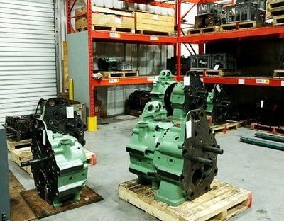 Marine Diesel Engine Refurbishment