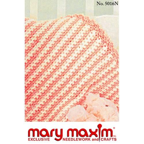 Sweet Baby Mini Blanket Pattern