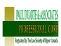 Paul Duarte & Associates Professional Corp.